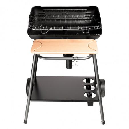 Barbecue charbon de bois modèle Bergamo