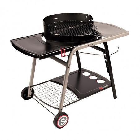 Barbecue charbon de bois cuisson grill