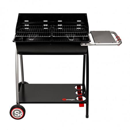 Barbecue charbon de bois modèle Giga