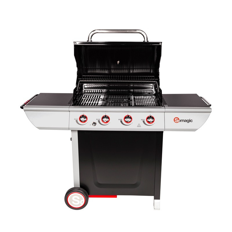 Manhattan 400GPI Barbecue Gaz | SOMAGIC