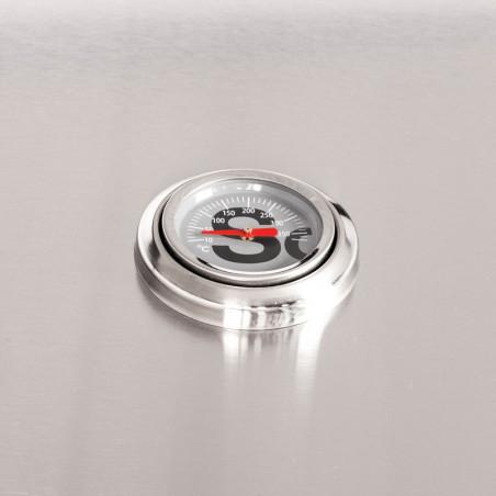 Thermomètre de cuisson du barbecue gaz