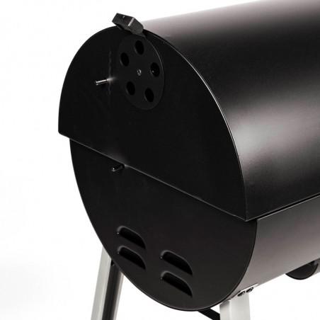 Aération du barbecue charbon de bois