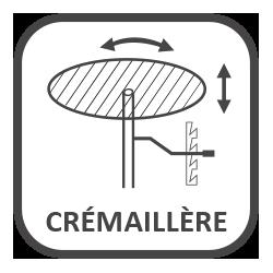 Crémaillère